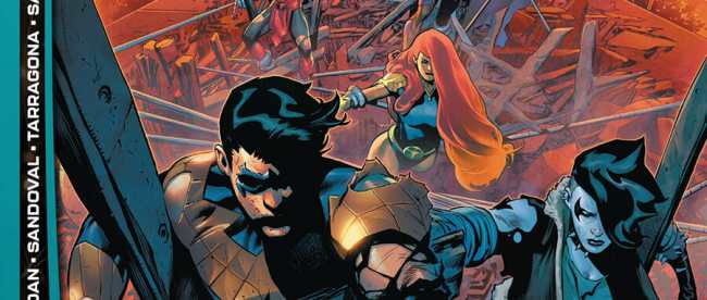 Future State: Teen Titans #1 Review
