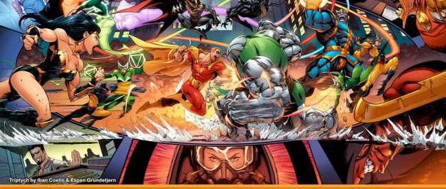 Marvel Heroes Reborn Announcement