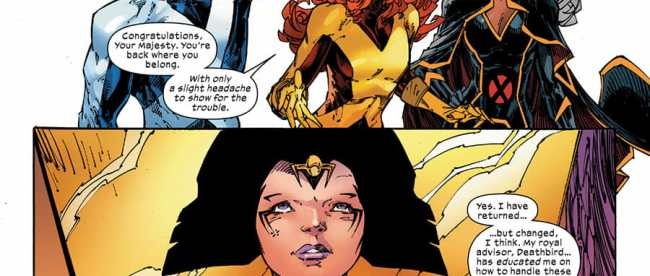 X-Men #17 Review