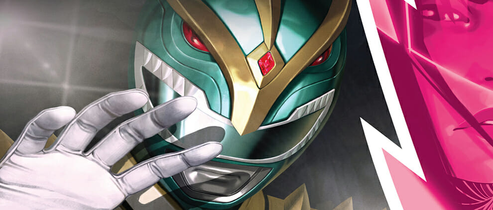 Mighty Morphin #4 Review
