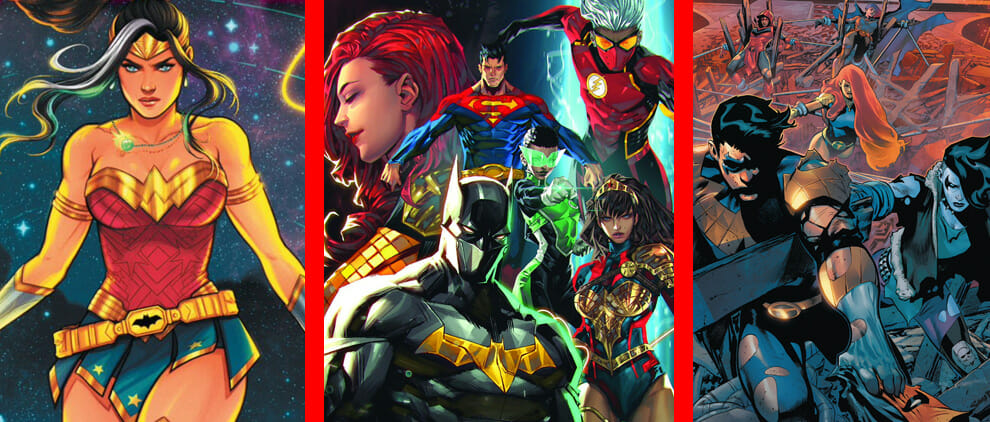 State Of DC Comics Future State: One Month Later
