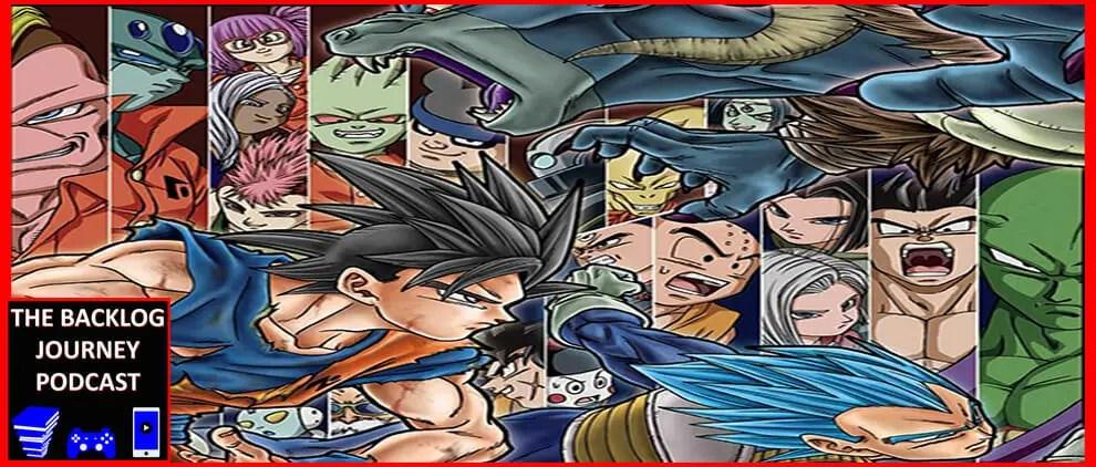 The Backlog Journey Podcast Ep. 4 – Dragon Ball Super 'The Moro Saga'