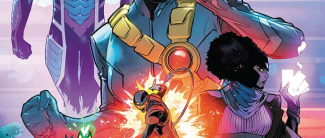 Children Of The Atom #1 Review
