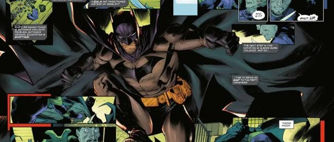 Detective Comics #1034 Review