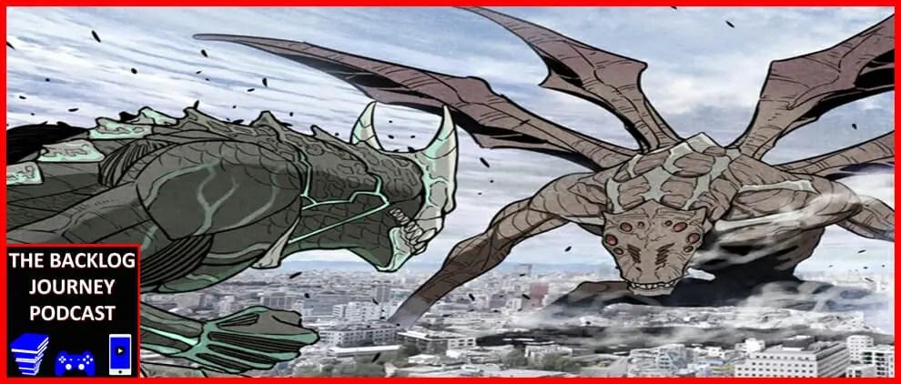 The Backlog Journey Podcast Ep. 8 – Shonen Jump's Kaiju No. 8