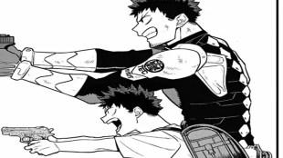 Kaiju No. 8 Chapter 31 Review
