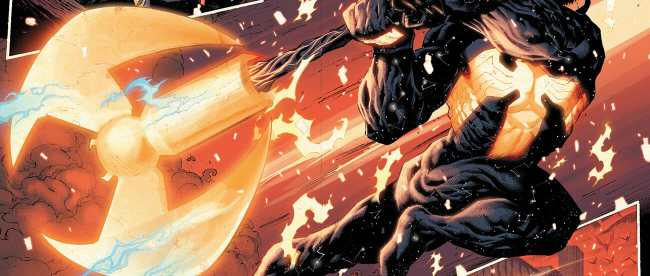 King In Black #5 Review