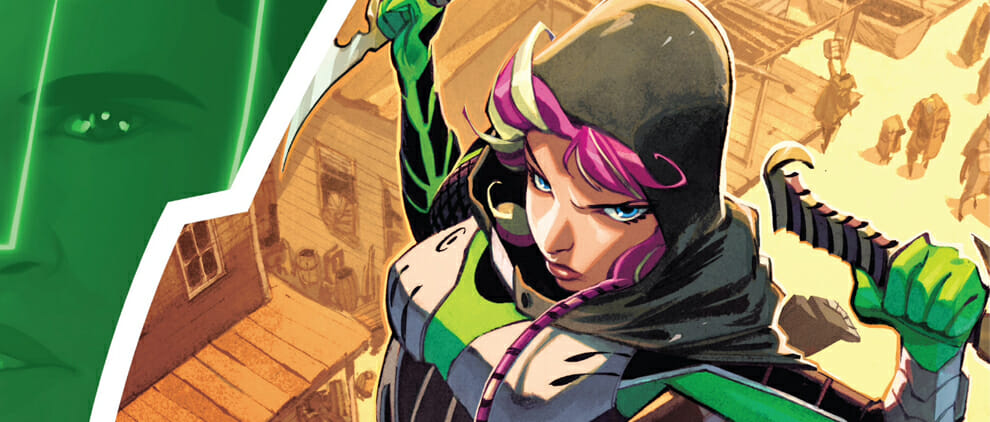 Power Rangers #6 Review