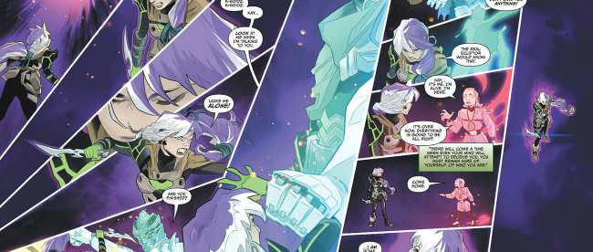 Power Rangers Unlimited: Heir To Darkness #1 Review