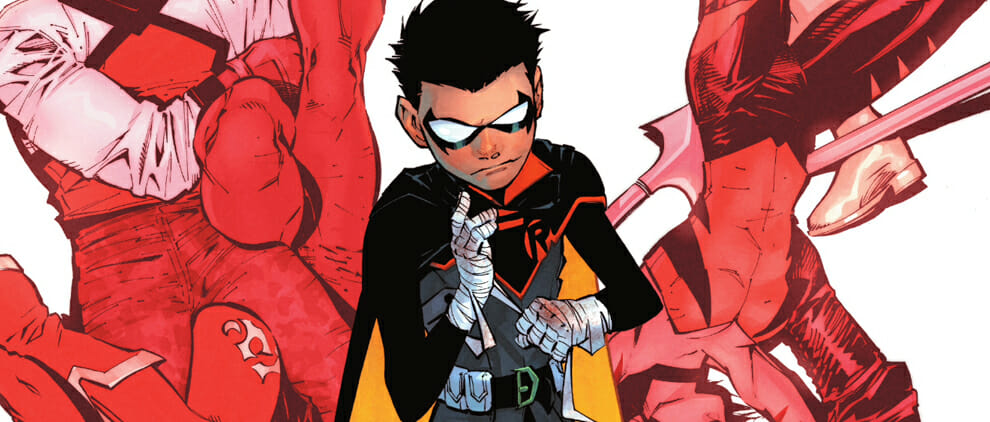 Robin #1 Review