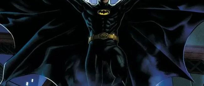 Batman '89 #1 Cover
