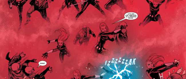 Black Widow #6 Review