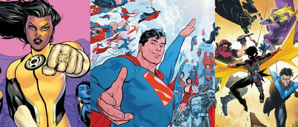 DC Comics August 2021 Solicitation Analysis