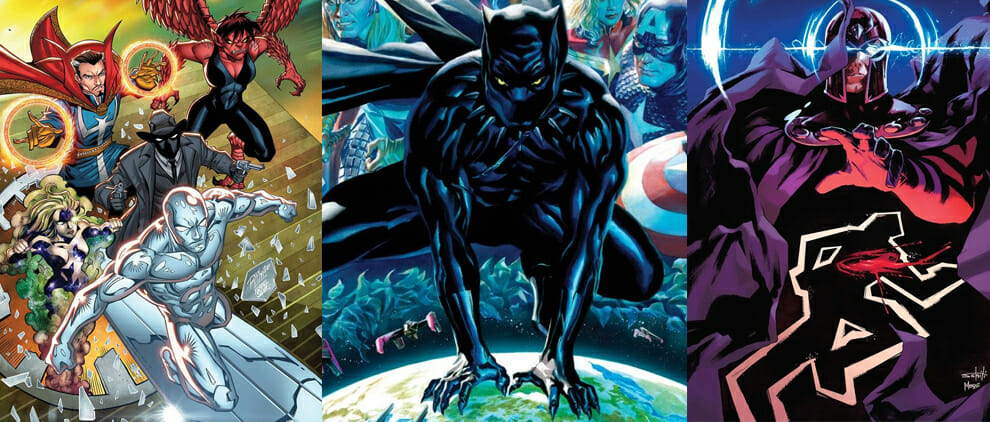Marvel Comics August 2021 Solicitation Analysis