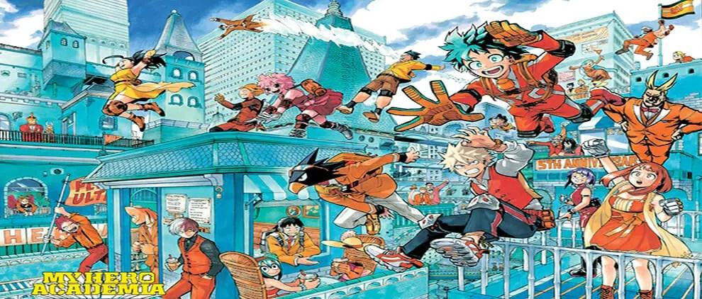 "10 Characters To Watch In My Hero Academia ""Final Act Saga"""