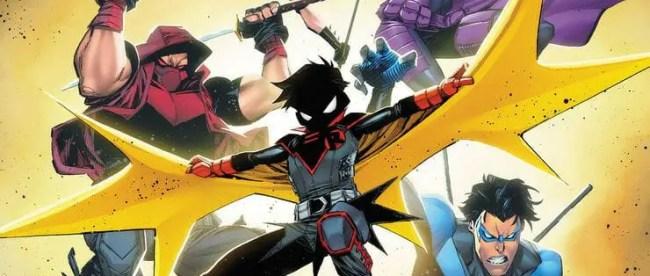 Robin #5 Cover