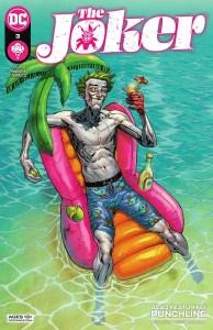 The Joker #3 Cover