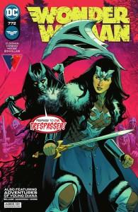 Wonder Woman #772 Cover