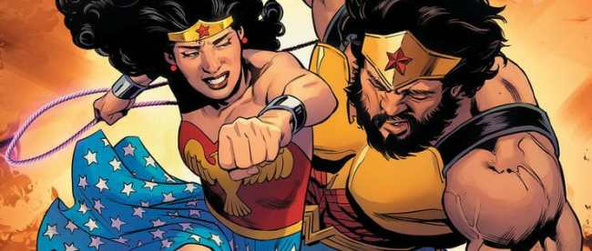 Wonder Woman #777 Cover