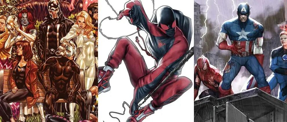 Marvel Comics September 2021 Solicitation Analysis