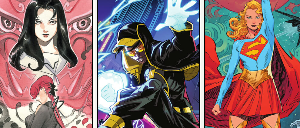 Monday Morning Comic Book Reviews: Week Of 6/16/21
