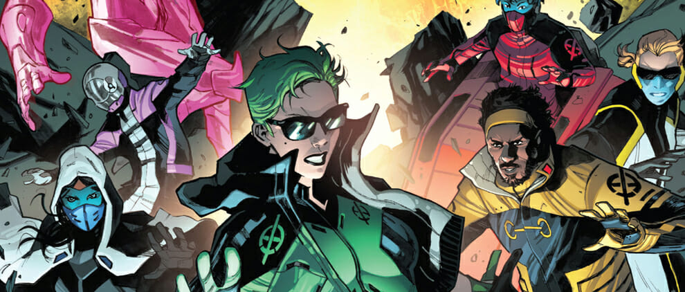 S.W.O.R.D. #6 Review