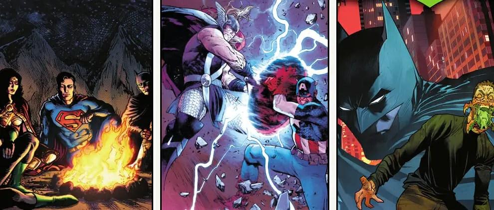 Monday Morning Comic Book Reviews: Week Of 7/14/21