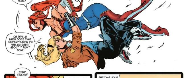 Wonder Girl #2