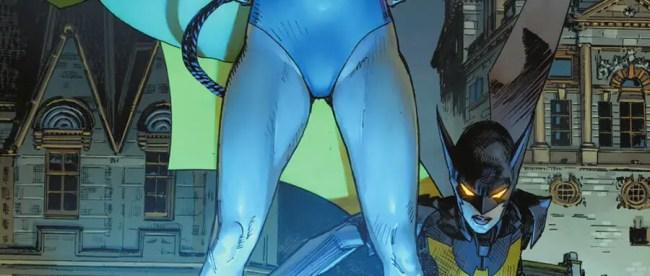 Batman/Catwoman #6