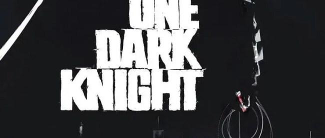 Batman: One Dark Knight #1 Cover