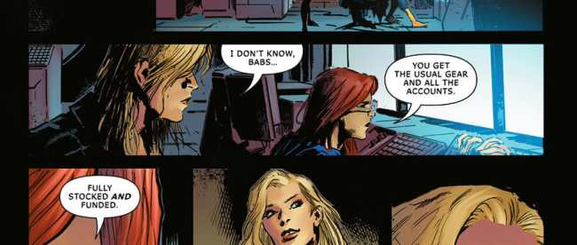 Batman: Urban Legends #6