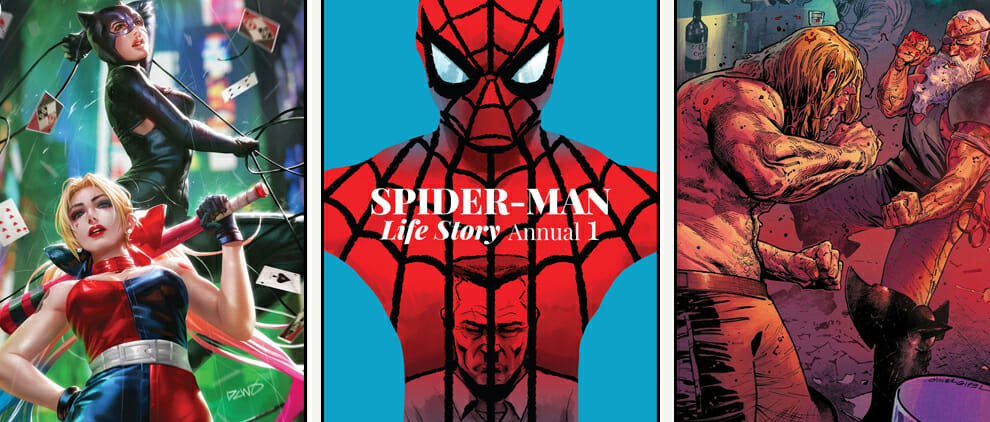 Monday Morning Comic Book Reviews: Week Of 8/25/21