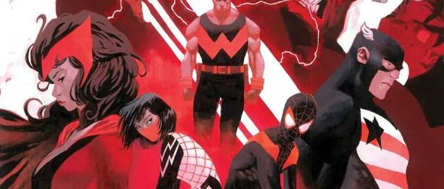 Avengers Forever #1 Cover