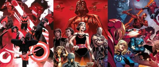Marvel Comics December 2021 Solicitations