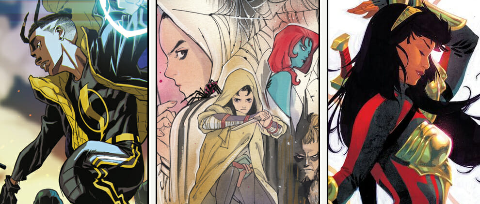 Monday Morning Comic Book Reviews: Week Of 9/1/21