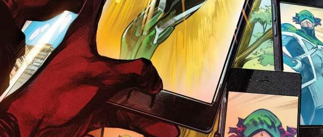X-Men #6 Cover