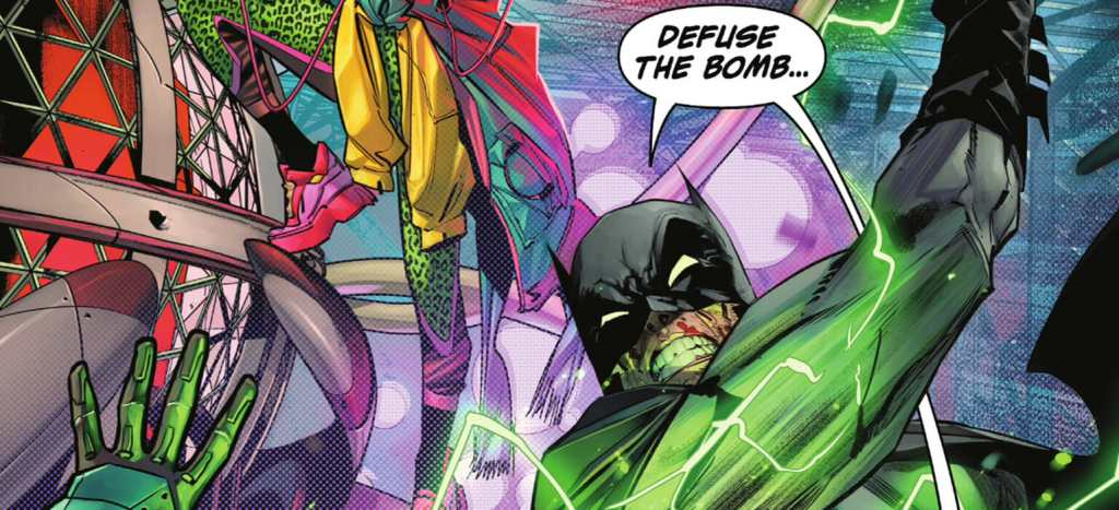 Batman #115 Review