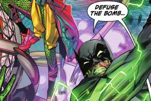 Batman #115 Fear State