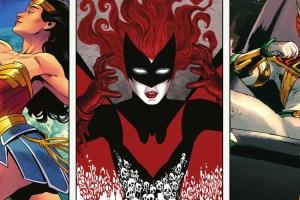 Monday Morning Comic Book Reviews