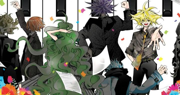 Manga Revolution Podcast Ep. 13 – PPPPPP: New Shonen Jump Series