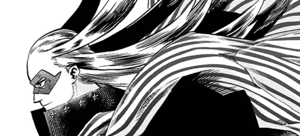 My Hero Academia Chapter 329 Review