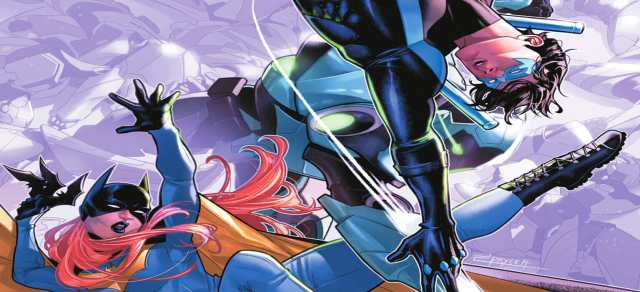 Nightwing #85 Fear State