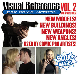 Visual Reference CD #2 250w