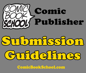 Comic Submission Guidelines