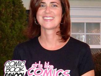 Girls Like Comics Too shirt