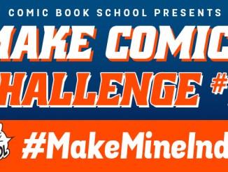 Make Comics Challenge #2 Header