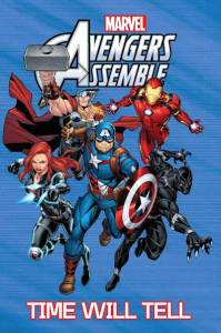 Avengers Assemble Time Will Tell Cover