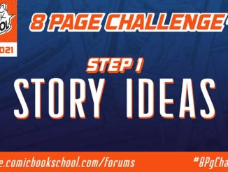 Header for Step 1 Story Ideas