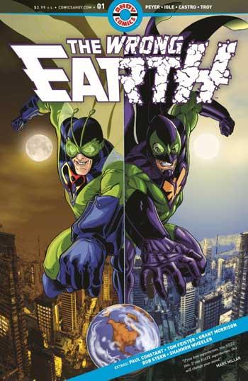 The Wrong Earth 350x538