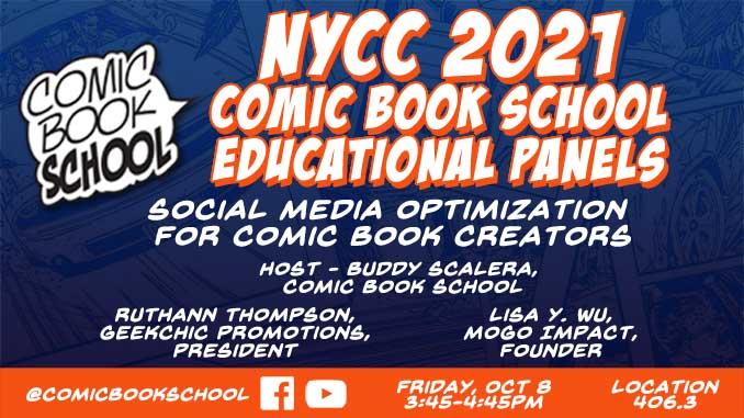 NYCC 2021 Social Header